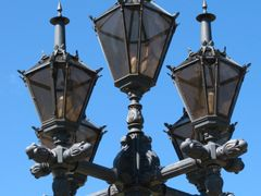 Impressive lamp by <b>wiggyretired</b> ( a Panoramio image )