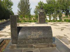 Burial of Saidhoja Urunhojaev. Arbob, Tajikistan. by <b>Parviz.Tj</b> ( a Panoramio image )