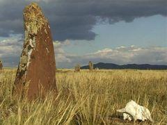 Megalith near village Kazanovka in Republic Khakasiya by <b>IPAAT</b> ( a Panoramio image )
