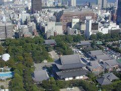 View from Tokyo Tower towards Tokyo Bay by <b>sheridan_gray</b> ( a Panoramio image )
