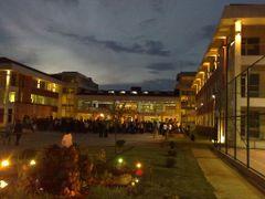Graduation ceremony? - 2009, Yahya Kemal College Struga  by <b>Ahmet Bekir</b> ( a Panoramio image )