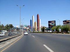 MEXICO  Torres de Satelite Ciudad Satelite by <b>Talavan</b> ( a Panoramio image )