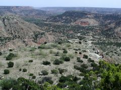 Palo Duro Canyon TX by <b>Pieter en Marianne van de Sande</b> ( a Panoramio image )