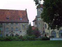 Innenhof by <b>Veromy</b> ( a Panoramio image )