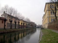 Channel in Soncino by <b>dbsfemino</b> ( a Panoramio image )