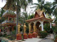 Laos.vientiane(that luang) by <b>bijan soleimani</b> ( a Panoramio image )