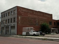 "Newberry""s Hardware Company, Alliance, Nebraska. by <b>not1word</b> ( a Panoramio image )"