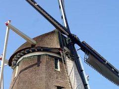 Wiekdraaien, molen van Sloten by <b>Jos_S</b> ( a Panoramio image )