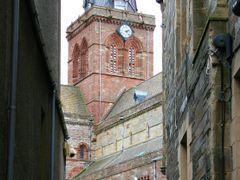 "Spire of St Magnus"", Kirkwall by <b>Ian @ Wilmar</b> ( a Panoramio image )"