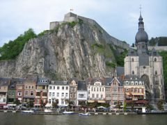 Dinant by <b>Neat.Monster</b> ( a Panoramio image )