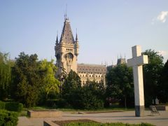 Iasi , Palace of Culture  by <b>Argenna</b> ( a Panoramio image )