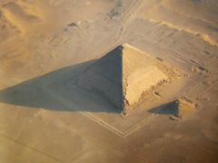 Bent Pyramid, Dahshur by <b>wrolf</b> ( a Panoramio image )