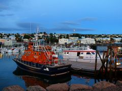 Hafnafjordhur Harbour by <b>Karl Wiktorin</b> ( a Panoramio image )
