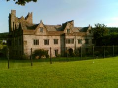 Ormonde Castle, Carrick-on-Suir, Co Tipperary. Ireland by <b>marykk</b> ( a Panoramio image )