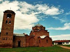 """Saint Nikola""""s Church II by <b>ZNikolic</b> ( a Panoramio image )"""