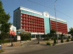 Chimkent - Chimkent Hotel by <b>mathias.b</b> ( a Panoramio image )