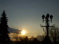 Triad sunsets- End of day by <b>Argenna</b> ( a Panoramio image )