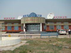 Dornod airport by <b>Daurenbek</b> ( a Panoramio image )