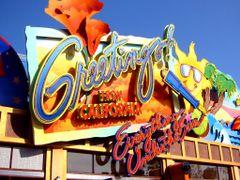 Greetings! California Adventure by <b>Michael Kane</b> ( a Panoramio image )