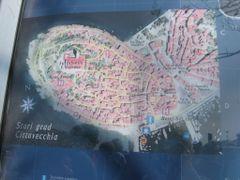 Rovinj - Mapa Starog grada by <b>sonjabgd</b> ( a Panoramio image )