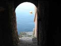 Rovinj - One Step to the Sea by <b>sonjabgd</b> ( a Panoramio image )