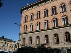 Old architecture in city of Pori in west coast  by <b>photoshooter86</b> ( a Panoramio image )