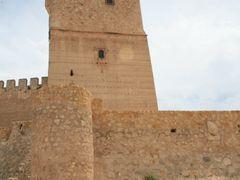 Castillo de Villena by <b>sarima</b> ( a Panoramio image )