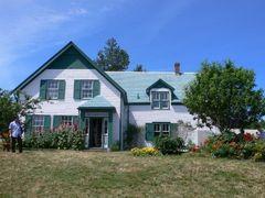 Green Gables House by <b>mamoru</b> ( a Panoramio image )
