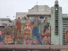 mural by <b>franek2</b> ( a Panoramio image )