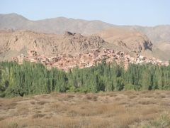 Abyaneh by <b>adamhesabi_1990</b> ( a Panoramio image )