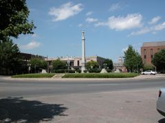 Town Square, Downtown, Franklin, Tennessee by <b>Seven Stars</b> ( a Panoramio image )