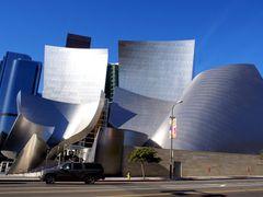 Le Walt Disney Concert Hall  Los Angeles by <b>POESIE</b> ( a Panoramio image )