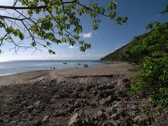 Montserrat: Rendezvous Bay by <b>Yanti & Francois Beauducel</b> ( a Panoramio image )