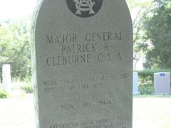 General Patrick Ronayne Cleburne Monument, Winstead Hill, Columb by <b>Seven Stars</b> ( a Panoramio image )