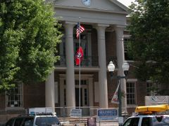 Williamson County Courthouse, on the Public Square, Franklin, Te by <b>Seven Stars</b> ( a Panoramio image )