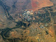 Hoopstad by <b>ossewa</b> ( a Panoramio image )