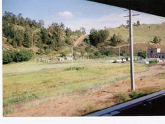 russian- mongolia border by <b>fano.</b> ( a Panoramio image )