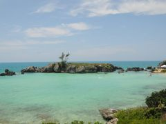 Bermuda - St George - Tobacco Bay by <b>davidbroad</b> ( a Panoramio image )
