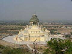 Samovasaran Temple Palitana by <b>http://www.bonrix.net</b> ( a Panoramio image )