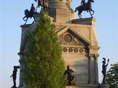 Soldiers & Sailors Monument, Iowa State Capitol grounds, DesMoin by <b>marnox1</b> ( a Panoramio image )