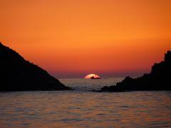Sunset , Sidi Brahem , Gouraya  by <b>samirgouraya</b> ( a Panoramio image )