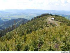 Sjezdovka u Male Moravy by <b>Tomas Kelar</b> ( a Panoramio image )