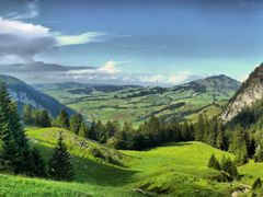 Panorama mit Blick ins Appenzellerland (HDR-Panorama) © by Sunpi by <b>Sunpixx</b> ( a Panoramio image )