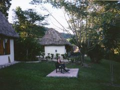 Chaa Creek Lodge (1999) by <b>SHoweMBOU</b> ( a Panoramio image )