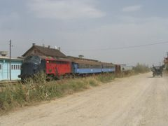 Kosova Train by <b>lifeguard74</b> ( a Panoramio image )