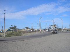 Переезд через железную дорогу by <b>Gidro</b> ( a Panoramio image )