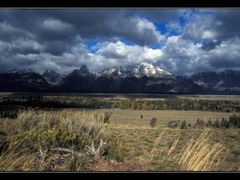 Grand Teton National Parc by <b>Christelle Despont</b> ( a Panoramio image )