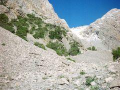 Gadzir, pass to Dugoba by <b>igor_alay</b> ( a Panoramio image )
