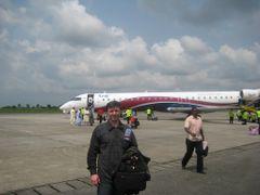 аэропорт Калабар by <b>schatrov</b> ( a Panoramio image )