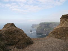 Cliffs of Moher, Ireland by <b>Ian Stehbens</b> ( a Panoramio image )